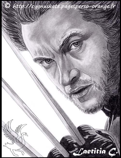 Cygnus drawing site sur le dessin - Wolverine dessin ...