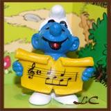 Cygnus world - Schtroumpf musicien ...